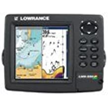 Dispositivo Echolot + GPS combinados, Lowrance LMS 332 C