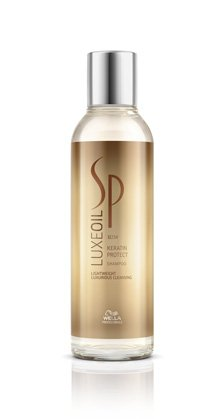 Wella System Professional Luxe Oil Keratine Protect–Line SP Luxe Oil Collection Shampoo–200ml