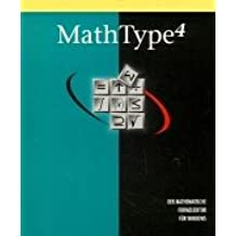 MathType 4, 1 CD-ROM Der Mathematische Formeleditor für Windows 95/98/NT ab 4.0. Einzelplatzversion. Von Design Science Inc.
