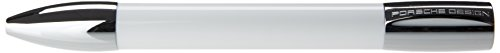 Preisvergleich Produktbild Porsche Design 989343 Shake Kugelschreiber weiß