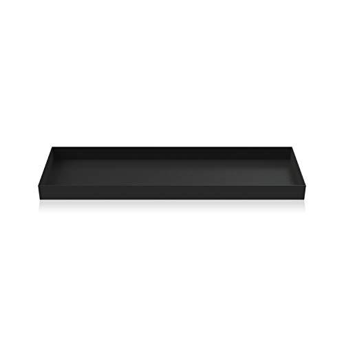 Cooee Design Tray 32x10x2cm Black Design Tray