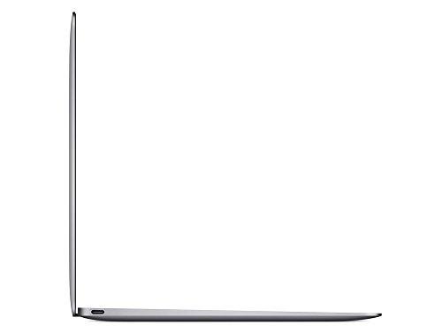 Apple MacBook Retina MJY32D A 304 cm 12 Zoll Notebook Intel primary M 11GHz 8GB RAM 256GB SSD Intel HD 5300 Mac OS space grau Notebooks
