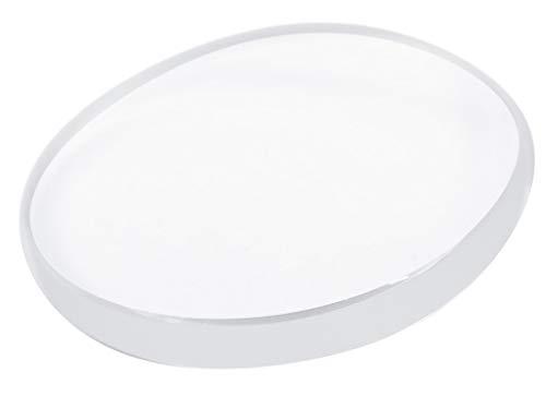 Casio Edifice Uhrenglas Mineralglas rund Glas Ersatzglas flach EFR-549