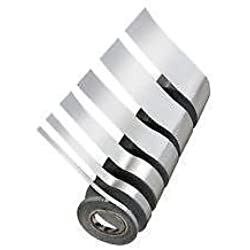 Chrome Detailing Foil Tape Car Stripe Coachline (FOIL) (20mm wide)