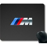 Popular Mouse Pad with BMW Logo 6 non-slip Neopren Rubber Standard Size 9 Inch (220 mm) x 7 Inch (180) x 1/8 Inch (für 3D-Drucker) Mousepads