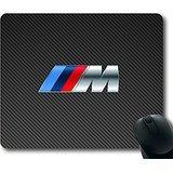 Popular Mouse Pad with BMW Logo 6non-slip Neopren Rubber Standard Size 9Inch (220mm) x 7Inch (180) x 1/8Inch (für 3D-Drucker) Mousepads