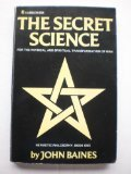 Image de Secret Science: For the Physical and Spiritual Transformation of Man - Hermetic Philosophy