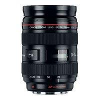Canon EF 24-70mm 1:2.8L USM Objektiv (77 mm Filtergewinde)
