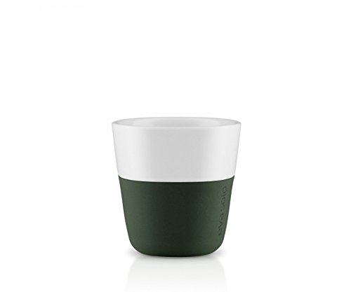 Eva Solo Filiżanka do Espresso 2 szt, 80 ml, Kolor Forest Green Eva Solo Set