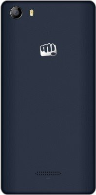 SDO Dotted Finish Ultra Thin Silicone Soft Jelly Case Back Cover for Micromax Canvas 5 E481 - Transparent