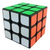 YJ GuanLong 3x3x3 Magic Cube Black Base