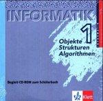 Informatik 1- CD-ROM: Objekte, Strukturen, Algorithmen. Eine Einführung in die Grundlagen deer Informatik