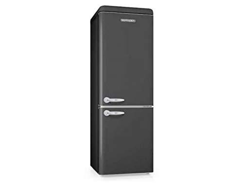SCHNEIDER CONSUMER SCB250VB réfrigérateur-congélateur Autonome Noir 250 L A+ -...