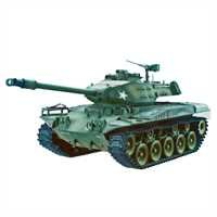 Torro 3525 - Panzer RC M41 Walker Bulldog 2.4 GHz-Edition Airbrush und Metallketten