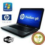"""HP Pavilion g6-1288sl 2.4GHz i5-2430M Intel® Core™ i5 di seconda generazione 15.6"""" 1366 x 768Pixel Nero, Grigio (Ricondizionato Certificato)"""