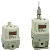 SMC itv3050–33F4l3-q electro-pneumatic Regulator