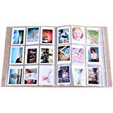 SAIKA 288 Taschen Transparent Mini Fotoalbum Schutz für Fujifilm Instax Mini 7 s 8 8 + 9 25 26 50 s 70 90 Sofortbildkamera, HP Ritzel, Polaroid Z2300, Polaroid PIC-300P Film (Transparent) (Film 88 Polaroid)
