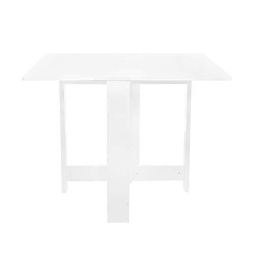 Tavolo pieghevole in legno, da 100X75 cm