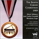 The Eighth Cliburn Competition 1989