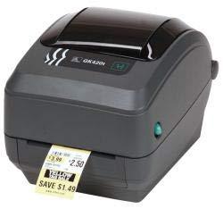 Zebra GK420d Etikettendrucker Test
