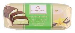 Niederegger Marzipan Brot Vanille-Trüffel auf Pistazie