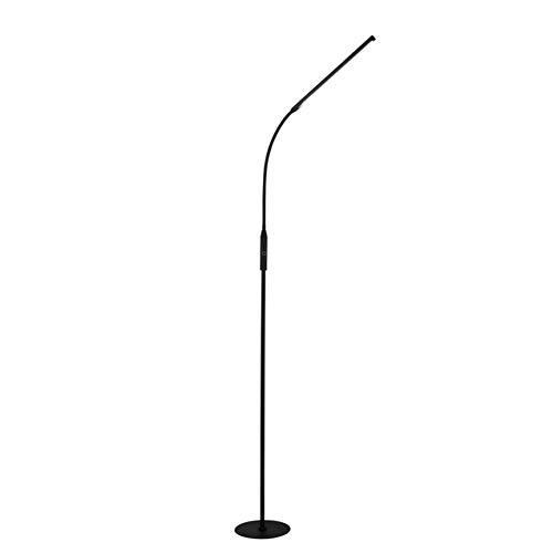 LED Stehleuchte Touchabletable Lampe Stehleuchte Dimmbar Brightness2Color Temperaturen Lampe für Wohnzimmer Schlafzimmer (8W) Standing Reading Desk Lamps -
