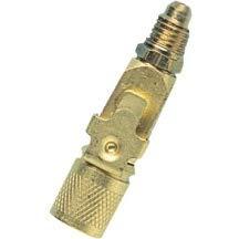 coupleur rapide droit - pour gaz r22 / r407c - mâle / femelle - diamètre 08x13