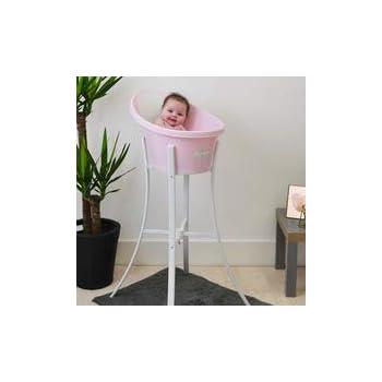 Bath Stand Pink Shnuggle Bathtub Bum Bump