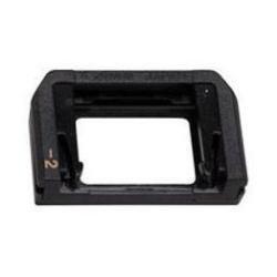 Canon E +0.5 - Lente de corrección de dioptrías para Canon EOS-3 (+0.5), negro
