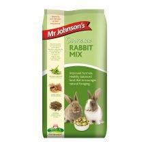 Mr Johnson's Supreme Rabbit Mix Rabbit Food (900g) by Mr Johnsons