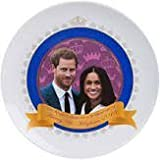 Toyland  The Royal Engagement of Harry y Meghan 2018 Plato conmemorativo