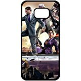 Case Lovers Gifts Brand New Case Cover Saints Row IV Samsung Galaxy S6 Edge+ (S6 Edge Plus) phone Case 6822845ZA788838223S6P