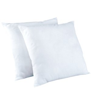 "20"" x 20"" Cushion Inner Pads ( 50cm x 50cm ) - Set Of 6 produced by Bedding Online - quick delivery from UK."
