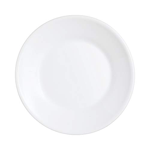 Arcoroc Restaurant Uni Teller flach 15,5cm, 6 Stück Plate Wide Rim