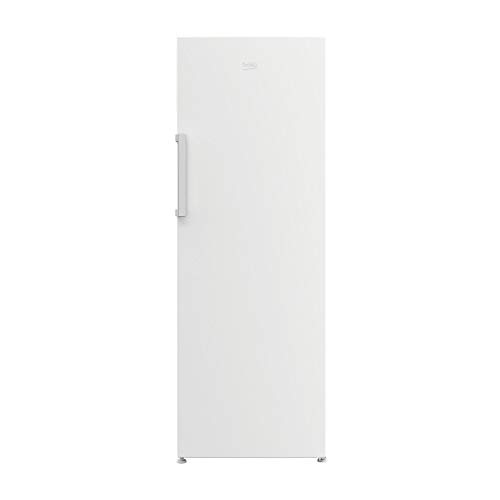 Beko - Congelador vertical rfne290l21w no frost
