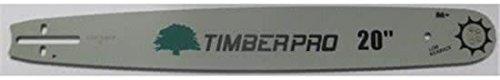 'Timberpro 50cm 20guida in spada adatto per sega a catena motosega 62CC e 58CC