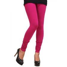 Dulhan Choice Magenta Viscose Girls Churidar Legging