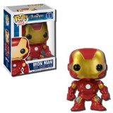 FunKo - FU2498 - Figurine - POP Marvel - Bobble -  Avengers - Iron Man