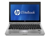 HP LY455EA#ABD EliteBook 2560P 31,8 cm (12,5 Zoll) Laptop (Intel Core i5 2450M, 2,5GHz, 4GB RAM, 320GB HDD, Intel HD 3000, DVD, Win 7 Pro) schwarz