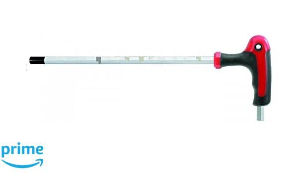 3,0 mm KS Tools 158.5103 3-Wege T-Griff-Innensechskant-Schl/üssel