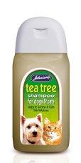 Bild: JVP Dog  Cat Tea Tree Shampoo 125ml