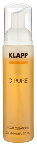 KLAPP C PURE Foam Cleanser, 200 ml