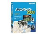 Autoroute Great Britain & Europe 2003 (New Version Is Autoroute 2004, Asin: B0000by7x8)