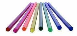 Farbrohr für Neonröhre, 119cm grün T8