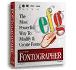 Fontographer 4.1 Win Upgrade -