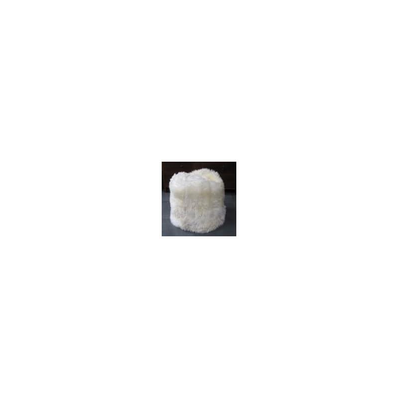 SNUGRUGS Genuine Sheepskin Bean Bag
