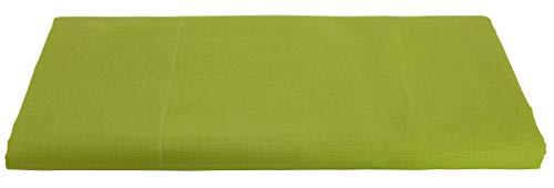 Cotton & Color Bettlaken 160 x 190 cm olivgrün