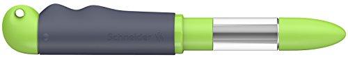 Schneider 188751 Patronenroller Base Senso grau/grün