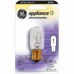 G E Beleuchtung 3515315Watt klar Appliance Leuchtmittel–Menge 12