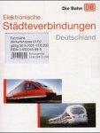 Produkt-Bild: Elektronische Städteverbindungen Deutschland, Winterfahrplan 2001/2002, 3 Disketten (3 1/2 Zoll) Für DOS ab 3.1, Windows/Windows NT ab 3.1. Hrsg. v. Deutsche Bahn AG